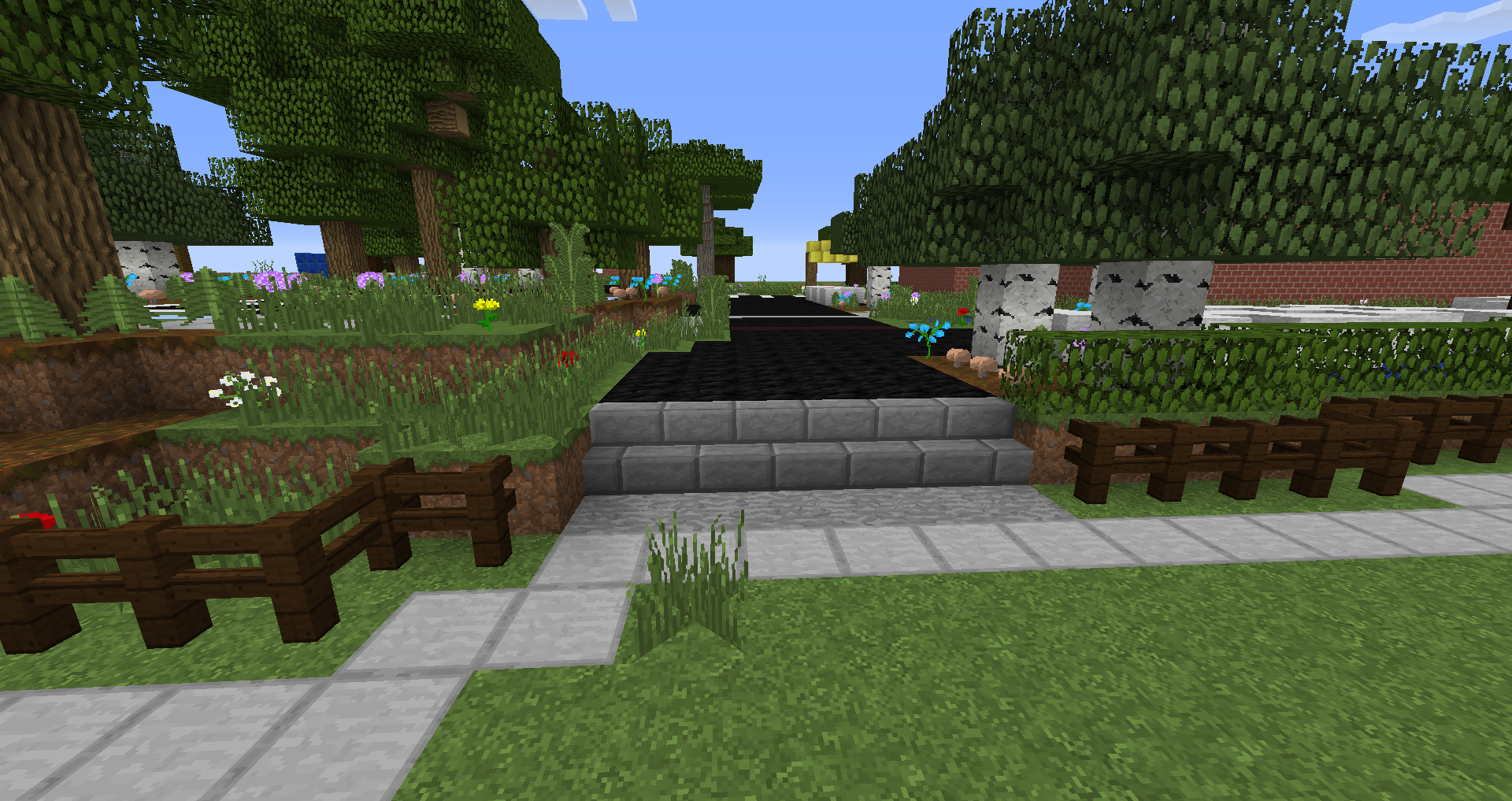 Permaculture Minecraft