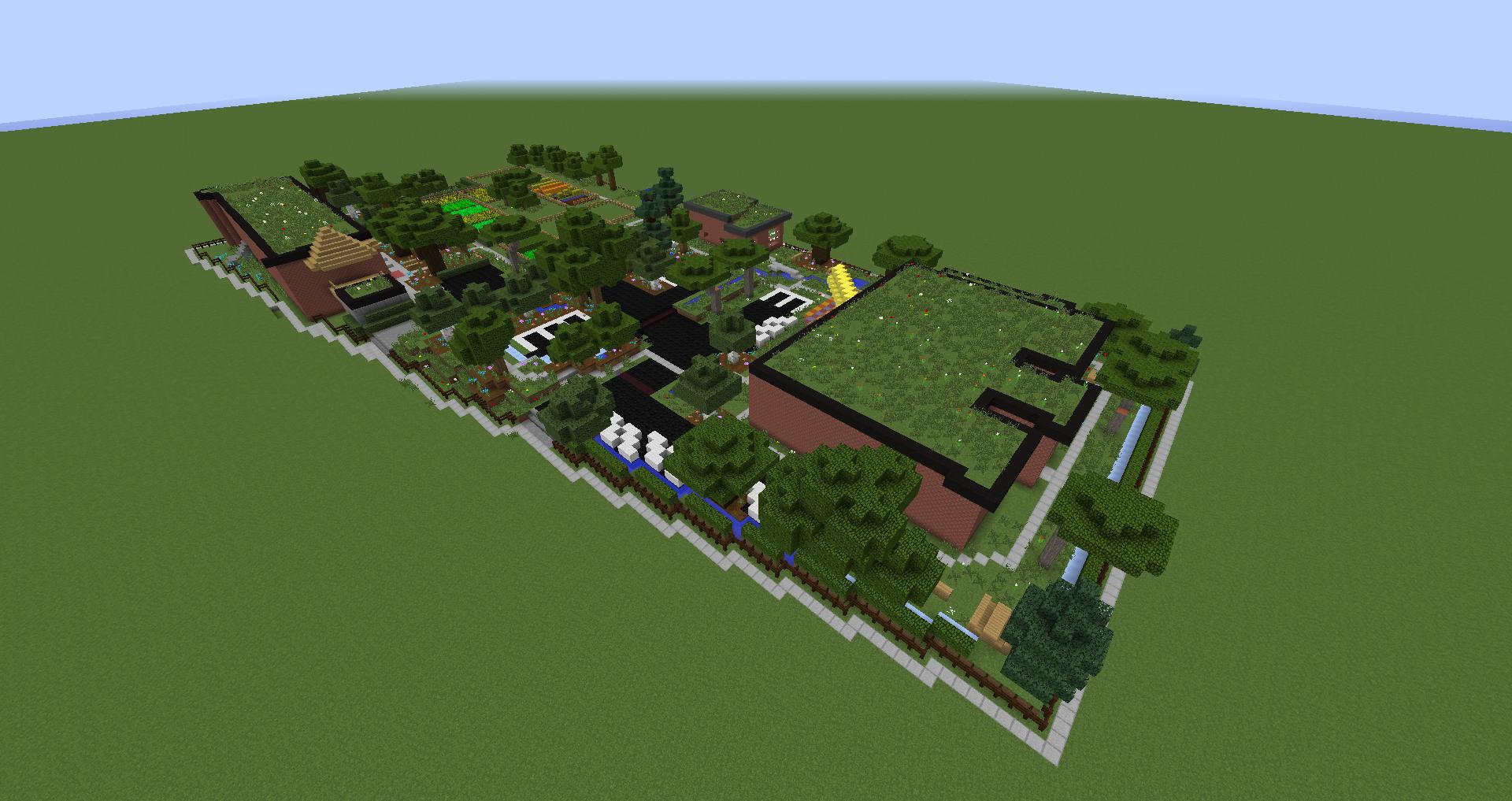 Minecraft Plot